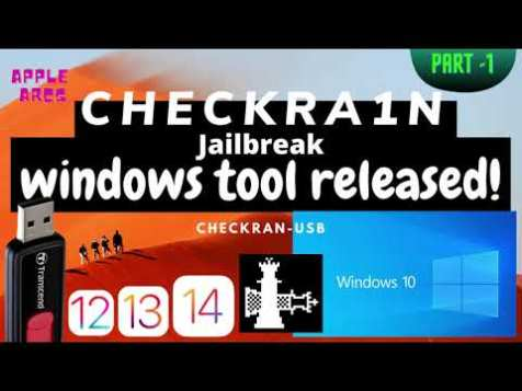 you can use the 3U tool for checkra1n jailbreak. It is an easy and quick method to jailbreak.