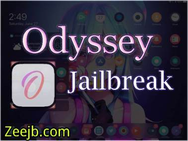 Odyssey is another online jailbreak method. Coolstar is the developer of the Odyssey Jailbreak and also the developer of the Chimera Jailbreak. This tool has not yet added support for iOS 13.6. currently, the odyssey tool is compatible with iOS 13 - iOS 13.5. It is now available for A9 - A13 devices.