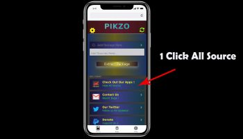 pikzo is a jailbreak solution for all iOS version