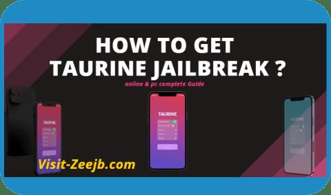 How to get Taurine Jailbreak online