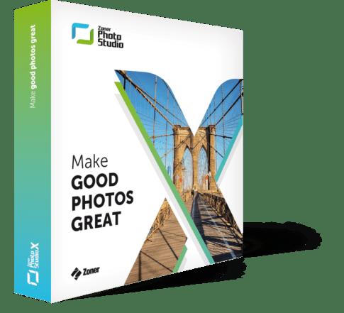 Zoner Photo Studio Crack