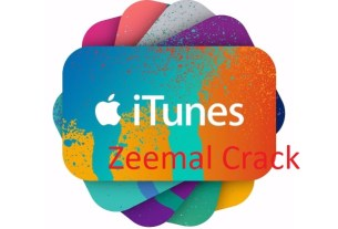 iTunes key