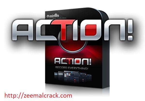Mirillis Action Crack