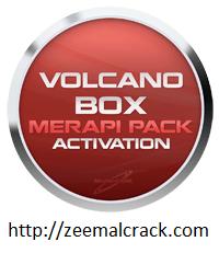 Volcano Box Crack