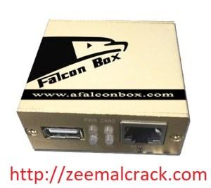 Falcon Box Crack
