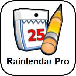 Rainlendar Pro Crack v2.15.3 With Pro Keygen Free Download