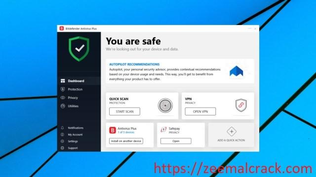 bitdefender total security Activation Key