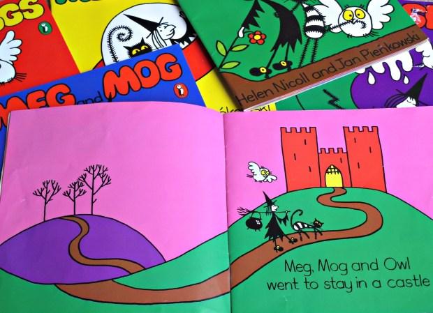 Meg and mog castle