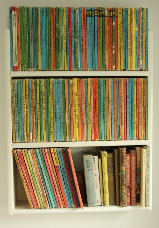 Ladybird Books. The collection so far...