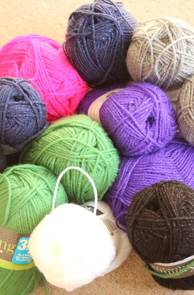 new wool