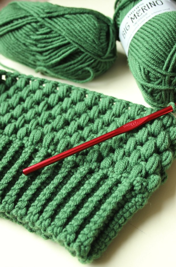crochet-puff-stitch-hat