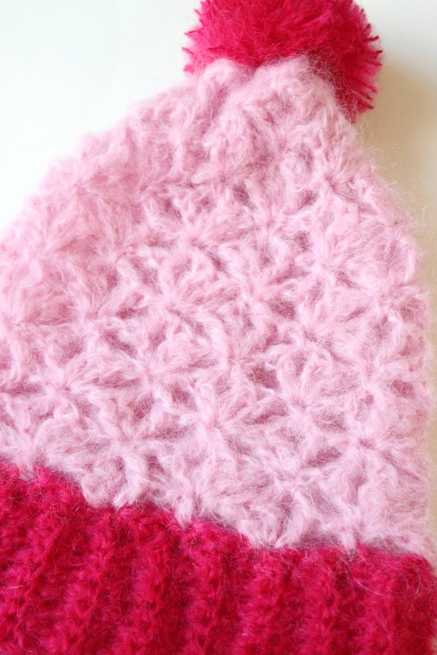first-design-for-crochet-mohair-hat