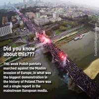 Polands patriots, an EXAMPLE for Western European countries