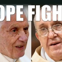 VATICAN DRAMA : Former Pope SLAMS Current Pope!