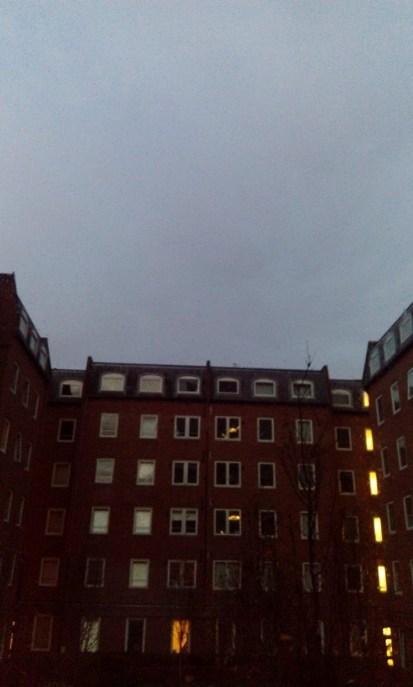 7:30 am and the sun hasn't even risen! #Winter