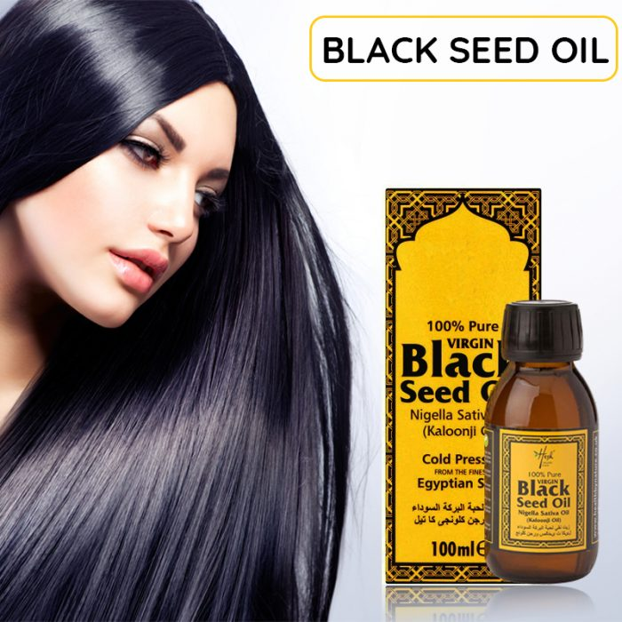 Parley Black Seed Oil