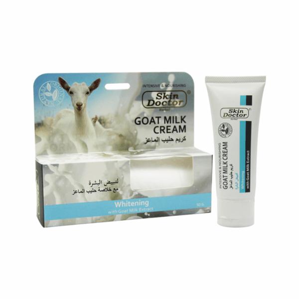 Doctor Skin White Goat Milk Cream 50g