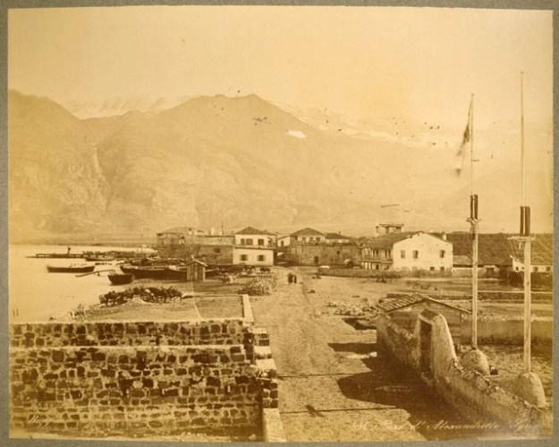 אלכסנדרטה (איסכנדרון) בראשית המאה
