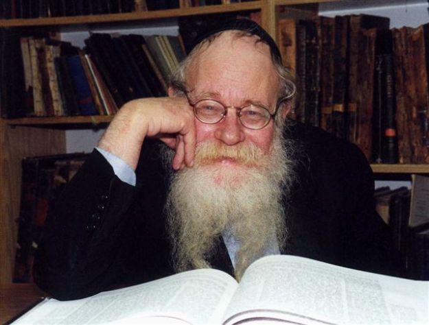הרב עדין שטיינזלץ (צילום: ויקיפדיה)