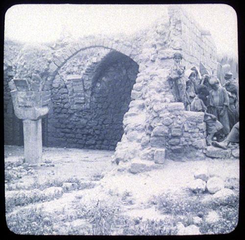 יאזור באתר הזיכרון הפלסטיני