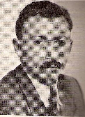 משה ברוור (בצעירותו)