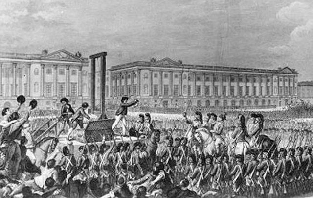 הוצאתו להורג של לואי ה-16