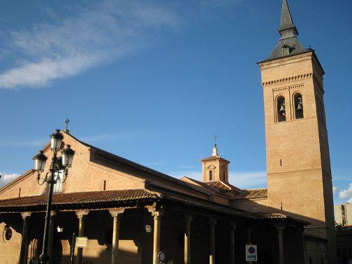 מבנה מהמאה ה-14 בגואדאלחארה, העיר בה חי ר' משה די לאון