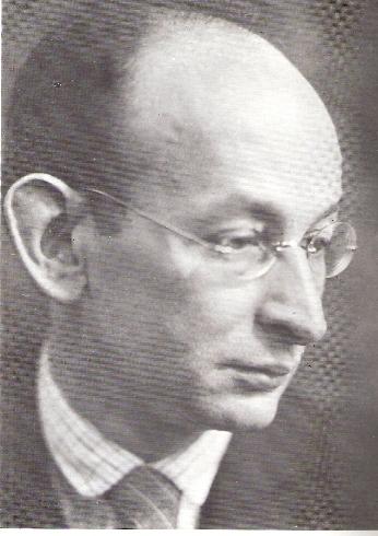 גרשום שלום 1932