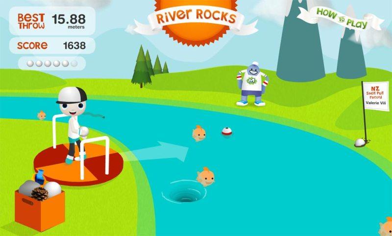 riverocks