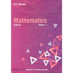 RD Sharma Mathematics Class 11 by Dhanpat Rai (Set of 2 Volume) 2020