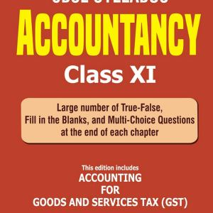 Accountancy Class- XI (By-D.K Goel)