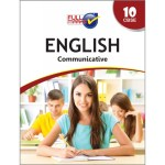 Full Marks Guide of English Communicative (Set) Course A for Class 10 by Dr. S Kumar