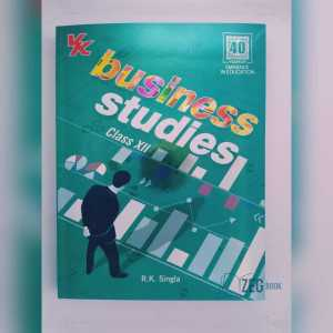 VK Business Studies for Class 12 (RK Singla) For CBSE Exams Latest Edition