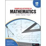 Exemplar Activities In Mathematics-12 (CBSE) by Full Marks