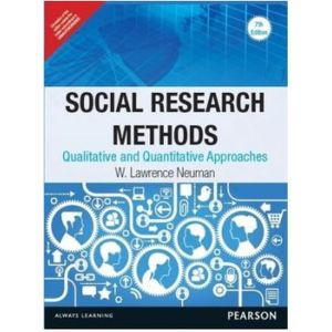 Social Research Methods: Qualitative And Quantitative Approaches, 7Th Edition