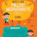 Oswaal NCERT & CBSE Pullout Worksheets Class 6 Science Book (For 2021 Exam)