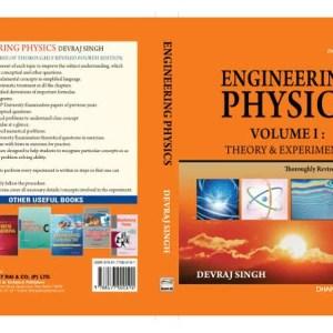 Engineering Physics Volume 1 – Devraj Singh (GGSIU)