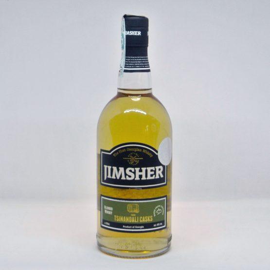 Купажированное Джимшер Цинандали Виски