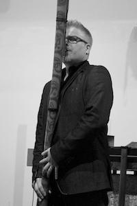 Marco Trochelmann spielt Fujara