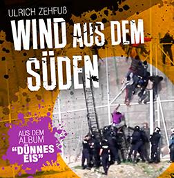 Cover des Lieds Wind aus dem Süden von Ulrich Zehfuß