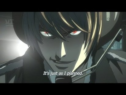 Animation orientale occidentale - Death Note screenshot
