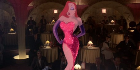 Animation orientale occidentale - Jessica Rabbit