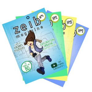 zeib mag - Interview : We Animate