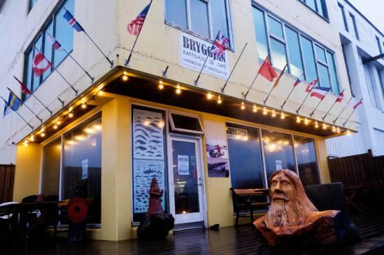 Café Bryggjan Grindavík