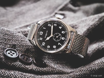 Montblanc 1858 Small Second