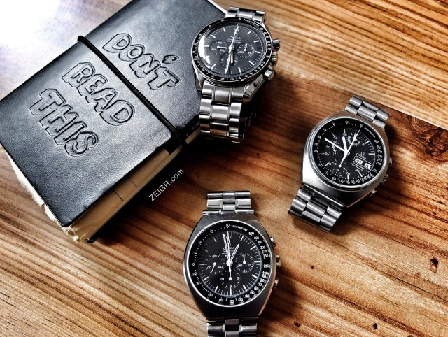 Omega Speedmaster - Moonwatch & Marks