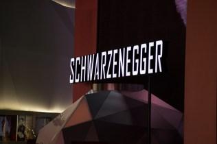 """Ja, genau der Schwarzenegger. Arnold Schwarzenegger präsentiert auf der Baselworld seine Uhrenkollektion. Die Baselworld 2016 wird dann zeigen, ob """"I´ll be back"""" oder """"Hasta la vista"""" die zutreffendere Aussage ist…"""