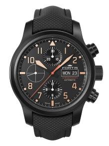 Fortis Aeromaster Stealth Chronograph Referenz: 656.18.18, Preis: ab 2.980 CHF