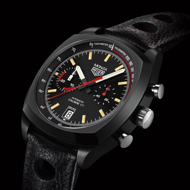 Tag Heuer Monza CR2080.FC6375 CAL. 17 - 40 YEARS OF MONZA SPECIAL EDITION - PR VIEW 2016