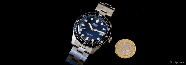 Oris Divers Sixty Five 42mm-1-5